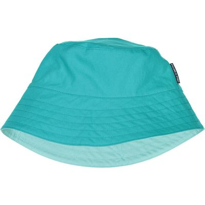 Polarn O. Pyret Kids Reversible Sun Hat, Green
