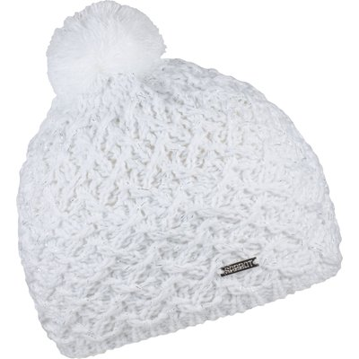 Sabbot Cable Knit Beanie, White