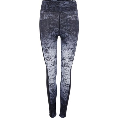 O'Neill Active print 7/8 legging, Black/White