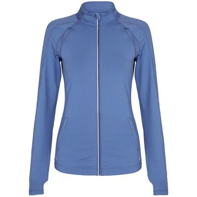 Lorna Jane Splice Max Zip Through, Blue