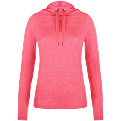 Lorna Jane Annika Hooded Excel Pullover, Pink