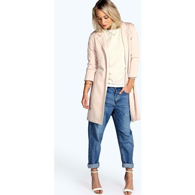 Duster Coat - nude