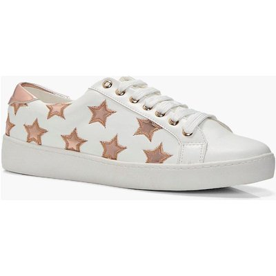 Star Detail Trainer - rose gold