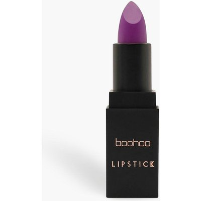 Matte Lipstick - purple