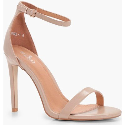 Two Part Sandal - nude