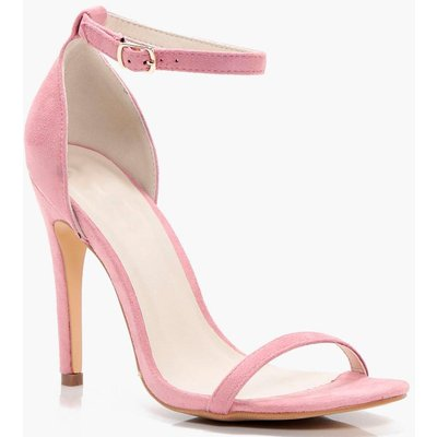 Two Part Heel - blush