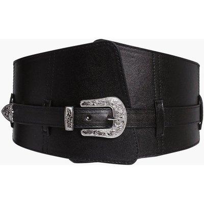 Western Waist Belt - black