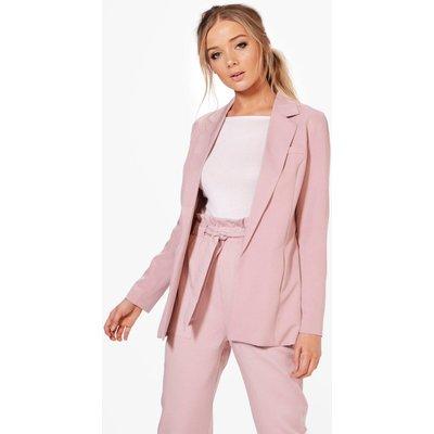 Premium Tailored Blazer - rose