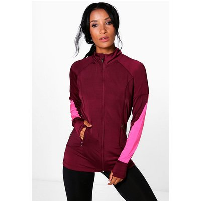 Fit Running Jacket - red