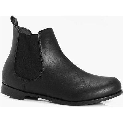 Basic Chelsea Boot - black