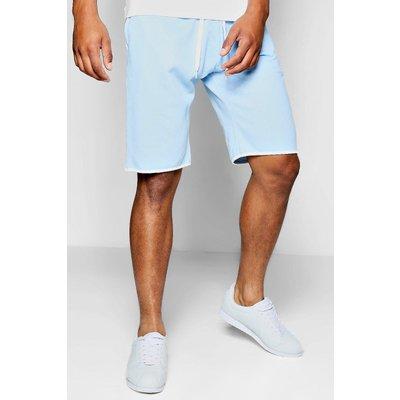 Basket Ball Shorts - baby blue