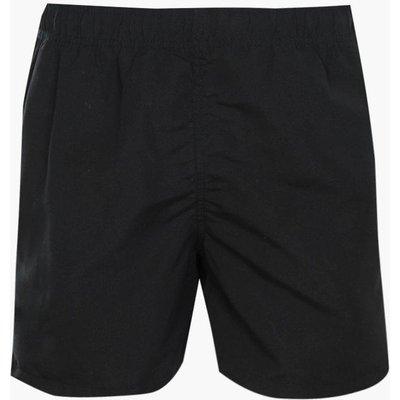 Plain Swim Short - black