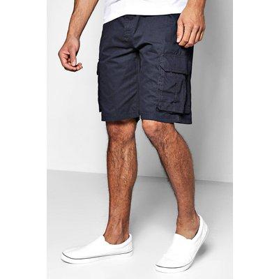 Cotton Short - navy