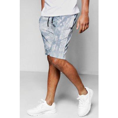 Dye Shorts - blue