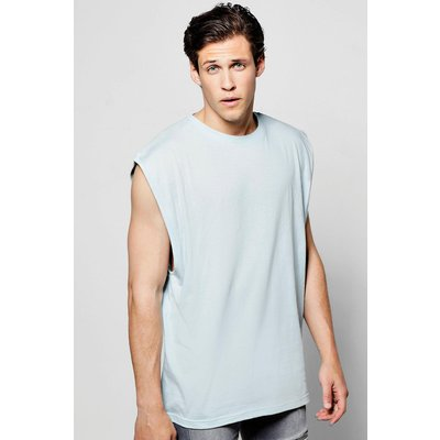 Tank T Shirt - blue