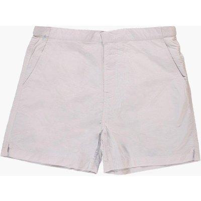 Taslan Swim Shorts - white