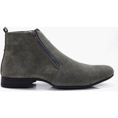 Up Chelsea Boot - grey