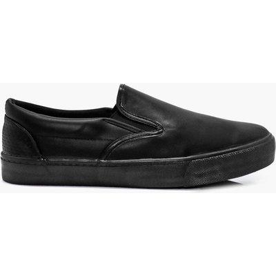 Slip Ons - black