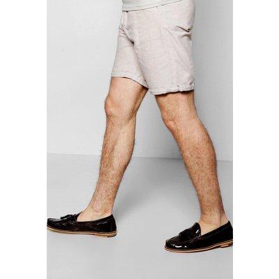 Cotton Shorts - stone