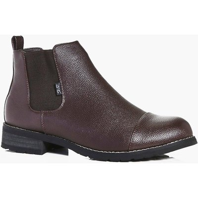Chelsea Boot - brown