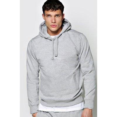 The Head Hoodie - grey