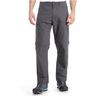 Peter Storm Men's Ramble Convertible Trousers - Grey, Grey