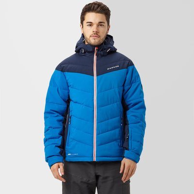 Dare 2B Men's Intention Ski Jacket - Blue, Blue