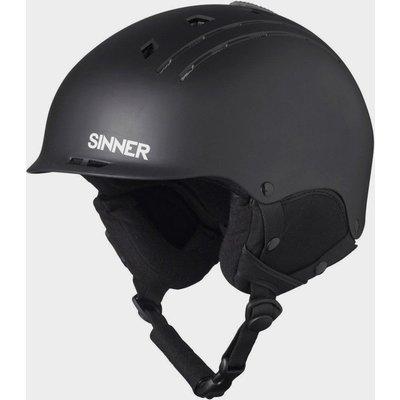 Sinner Pincher Snowsports Helmet - Black, Black