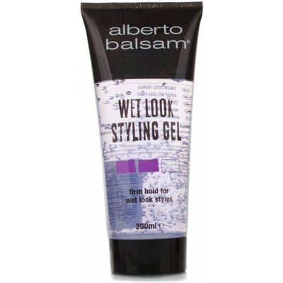 Alberto Balsam Wet Look Styling Gel