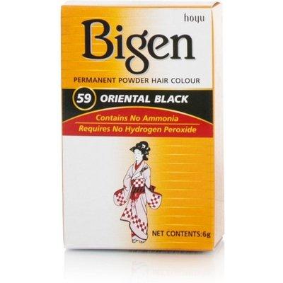 Bigen Hair Colour Oriental Black No.59