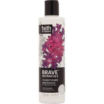 Faith in Nature Brave Botanicals Lavender Conditioner