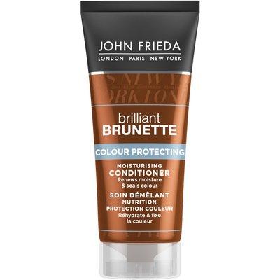 John Frieda Brilliant Brunette Colour Protecting Moisturising Conditioner