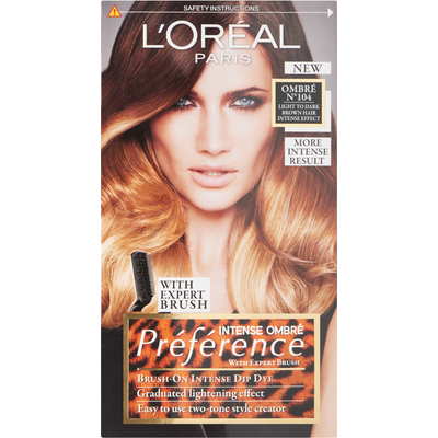 L'Oreal Paris Preference Hair Colour Intense Ombre No104