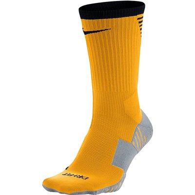 Nike Dry Squad Crew Football Sock - Laser Orange/Black, Black/Orange