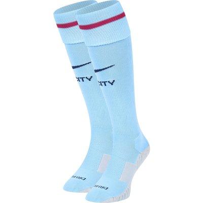 Manchester City Home Match Socks 2017-18, Blue