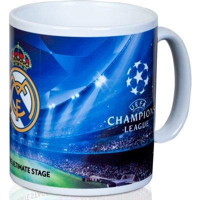 Real Madrid UEFA Champions League Mug