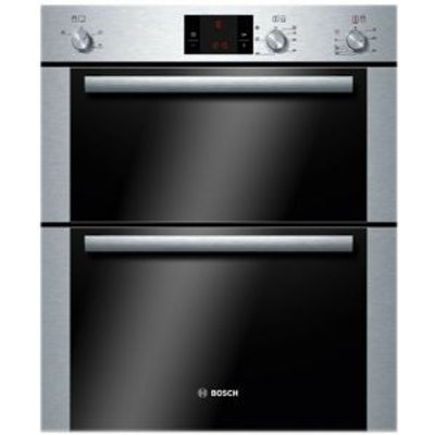 4242002498768 | Bosch HBN13B251B Silver Electric Double Oven Store