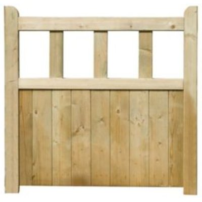 5019063208402 | Grange Timber Solid Infill Gate  H 0 9m  W 0 9m Store