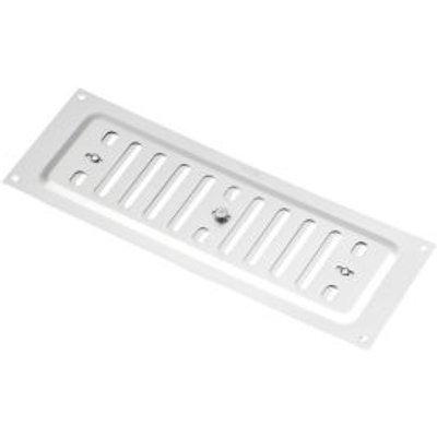 5020953930396 | Manrose Silver Adjustable Vent  H 76mm  W 229mm