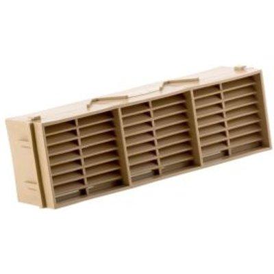 5020953931072 | Manrose Beige Brick Vent  H 76mm  W 229mm