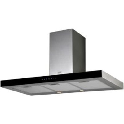 5052931055791 | Cooke   Lewis CLMIRAG90C Stainless Steel Box Cooker Hood   W  900mm