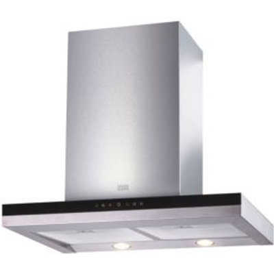 5052931258734 | Cooke   Lewis CLBHGH 70 Stainless Steel Half Glass Box Cooker Hood   W  700mm Store