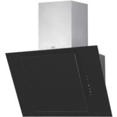 5052931268429 | Cooke   Lewis CLTHAL70 Glass Angled Cooker Hood   W  700mm