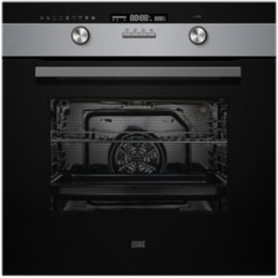 5052931668977 | Cooke   Lewis CLMFBK60 Black Electric Single Oven