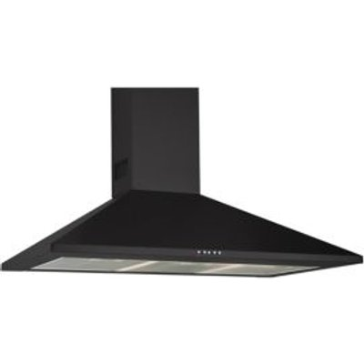8422248600569 | Designair CHK70BK   Steel Chimney Cooker Hood   W  700mm