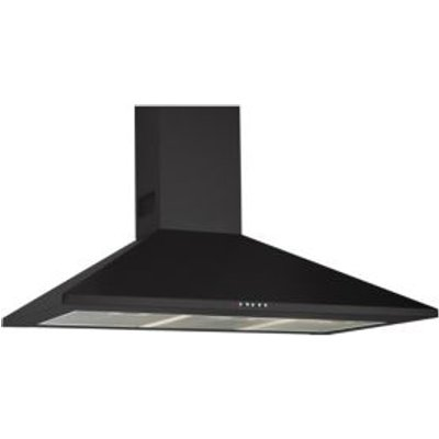 8422248600576 | Designair CHK90BK   Steel Chimney Cooker Hood   W  900mm Store