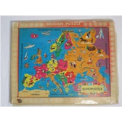 Belgian Puzzle - Europuzzle