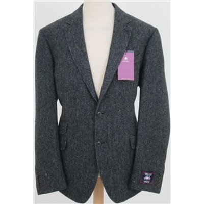NWOT M&S Collection Luxury size: 44L charcoal single breasted suit jacket