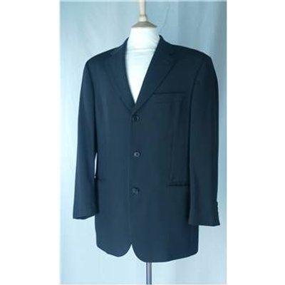 Hugo Boss - Size: L - Black - Single breasted suit jacket