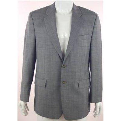 Ralph Lauren - Size: 40R - Pale Grey - 100% Wool - Single breasted suit jacket